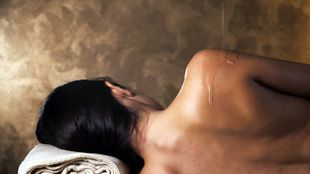Massaggio aromaterapico 50 minuti